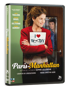 Paris Manhattan  DVD